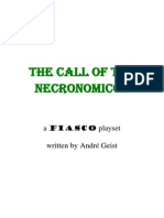 The Call of the Necronomicon