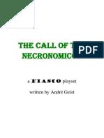 The Call of the Necronomicon