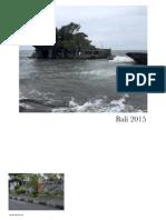 Bali 2015r