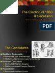 election of 1860   secession