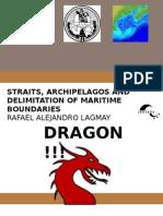 Straits, Archipelagos and Delimitation of Maritime Boundaries
