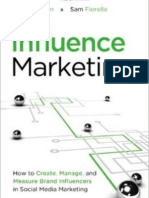Influence Marketing