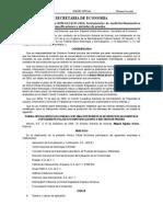 Instrumentos de Medición-Manómetros Con Elemento Elástico-Especificaciones y Métodos de Prueba.
