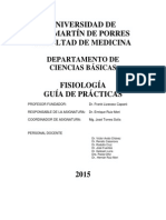 Guía - Fisiología Humana Práctica 2015-I (2) (1)