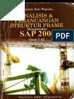 Analisa Struktur Dgn SAP2000 v742