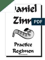 Pratice Regimen