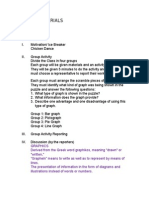Graphic Materials Report Steps 2