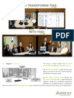 Array Telepresence Overview