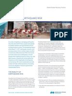 5434 MA11-10655 Mitigating Earthquake Risk