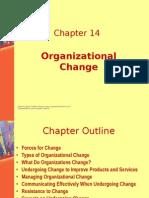 CH -18 Organizational Change