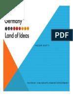 Seminar of Study in Germany