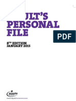 Adult's Personal File January 2015 Final