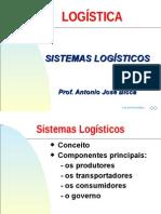 Aula 2 - Sistemas Logísticos