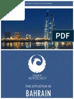 UMAA Report on Bahrain