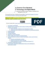 commoncorestandardsrelatedtotechnologydigitalmedia