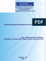Gabriel de Oliveira Madeira_A Regularização Fundiária No DF
