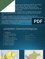 Geomorfología Del Peru