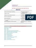 Sistema Normalização Contabilistica - TOC