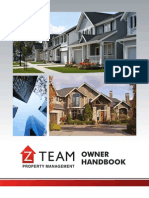 Z Team Property Management Owner Handbook