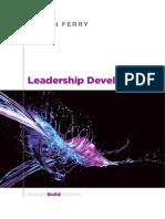 Leadership Development Overview Brochure