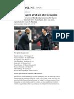 Skripnik Bayern Werder Stolz