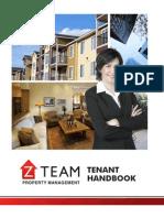 Z Team Property Management Tenant Guide
