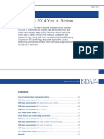 SwapsInfo 2014 Year in Review March 16 2015
