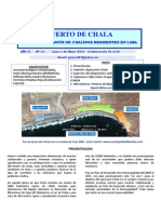BOLETIN 14 Puerto de Chala