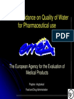4.Quality of Water
