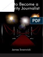 How To Become A Celebrity Journalist
