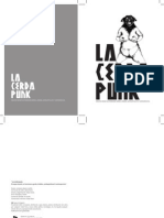 Cerda Punk Booklet