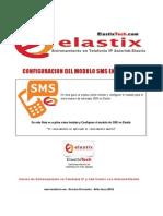 Guia de Configuracion de Modulo Sms en Elastix