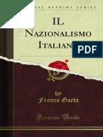 IL Nazionalismo Italiano 1300032659