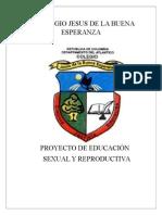 Proyecto de Educaciòn Sexual y Reproductiva Coljebe- Nelly Jamboos 2