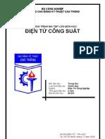 Do an Dien Tu Cong Suat