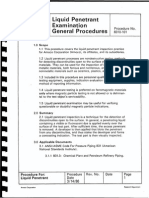 01 Liquid Penetrant Examination General Procedures