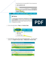 parcc parent directions