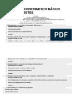 TESTE DE CONHECIMENTO BÁSICO SOBRE DIABETES.docx