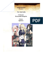 [KamiNF]Fate Apocrypha Capitulo 2