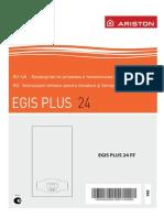Manual de Instalare Egis Plus 24 Ff