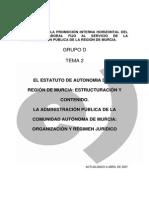 90764-Tema 2. Estatuto de Autonomía