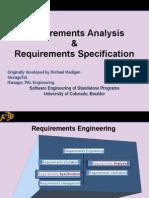 122034900 Requirement Analysis