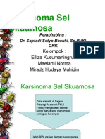 arsinoma Sel Skuamosa Ppt Edit