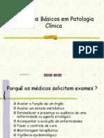 Conceitos Basicos Em Patologia Clinica de Exames