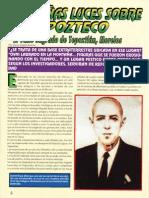 Extrañas Luces Sobre El Topozteco R-080 Nº022 - Reporte Ovni