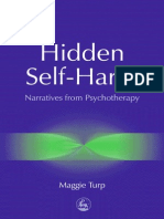 Maggie Turp Hidden Self-Harm Narratives From Psychotherapy 2002