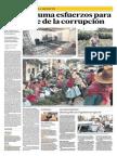 Áncash suma esfuerzos para sacudirse de la corrupción