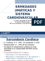 Enfermedades Reumaticas y Sistema Cardiovascular