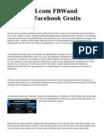 <h1>Es.fbwand.com FBWand Hackear Facebook Gratis</h1>