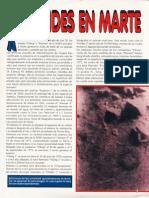 Marte - Piramides en Marte R-080 Nº019 - Reporte Ovni